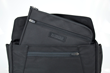 The Air Porter & Air Caddy—The Air Caddy, easy access from Air Porter front open pocket