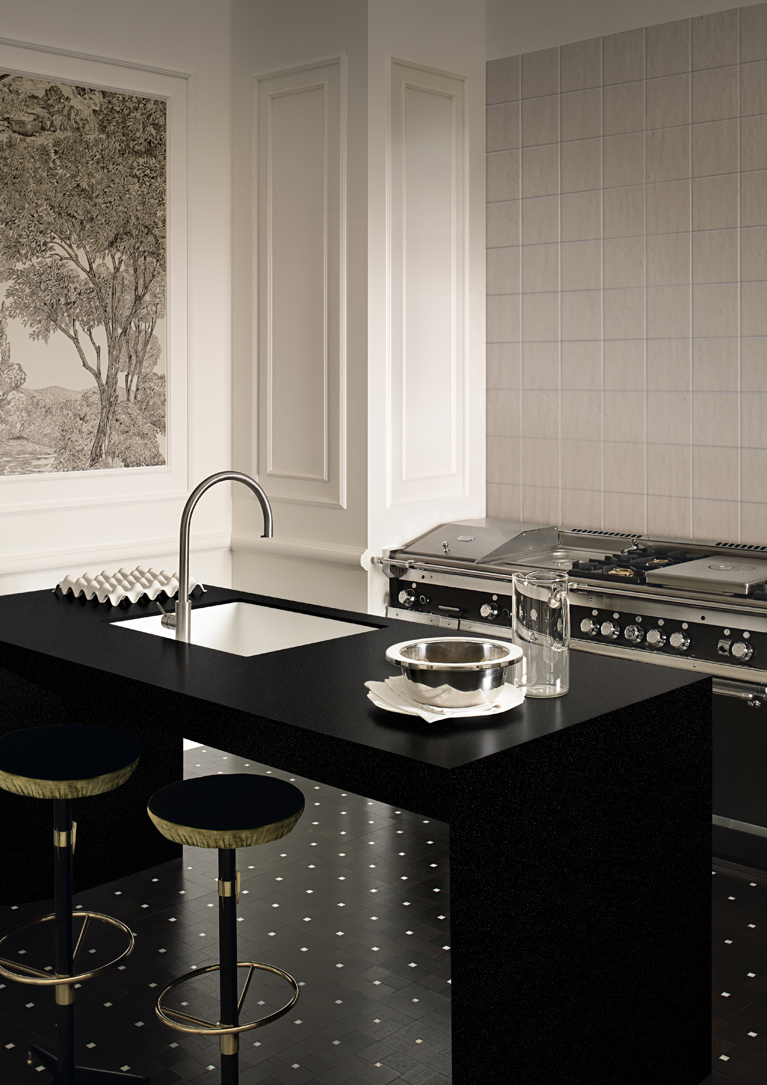 dupont corian countertops design   The Corian® Brand Marks its 50th Year with Whole New Look ...