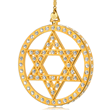 Crystamas Star of David