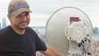 Dmitry Tsiryulnik, CTO of Challenger Broadband with ELVA 10 Gbps radio