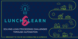 Event: Solving Loan Processing Challenges Through Automation