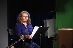 College Poet Laureate Releases New Book, Gives Readings