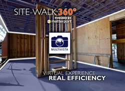 Site-Walk 360, Powered by Matterport