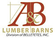 A & B Lumber and Barns