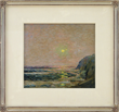 "Marsden Hartley's ""Summer Haze"" realized $42,350."
