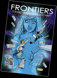Acclaimed Comic Book Series 'FRONTIERS' Releases New Issue