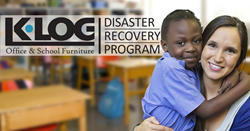 K-Log, Inc. Launches Disaster Recovery Furniture Discount Program