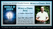 Nurture Book Tour banner for World of Dawn: Arise by Shawn Gale