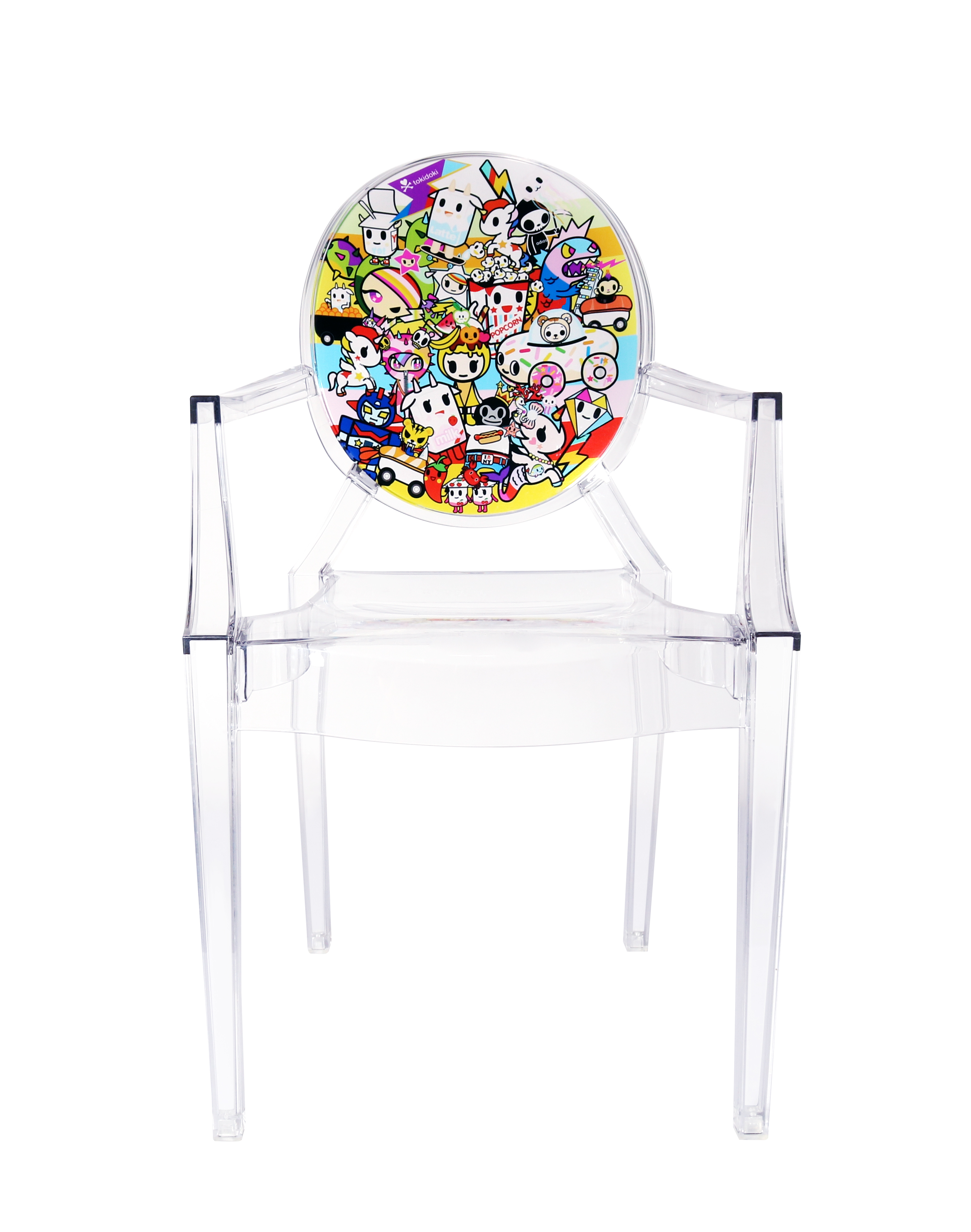 the best ghost ever starck designed designedcult chair blog chairs furniture iconic