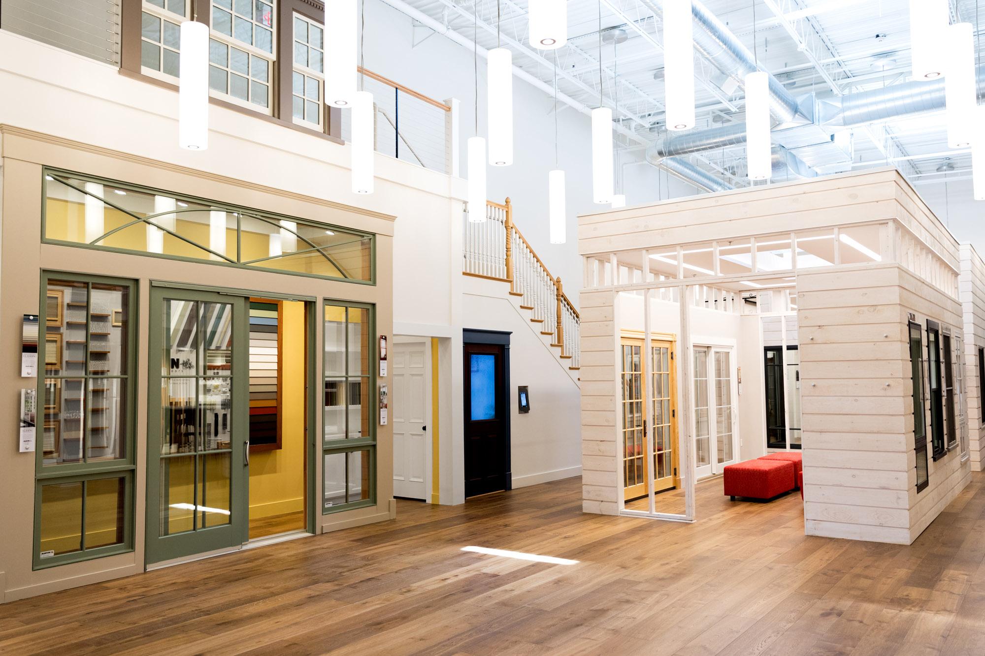 Jb Sash Amp Door Opens Unprecedented Marvin Window And Door