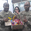 Soldiers' Angels Treats for Troops Halloween Candy Collection Drive