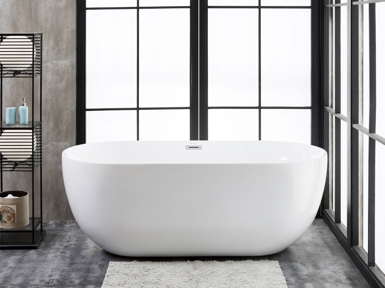 Polaris Home Design Announces Arrival of Freestanding Bathtubs