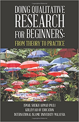 New book makes qualitative research fun, easy to understand