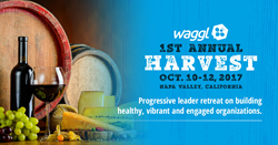 Graphic for Waggl Harvest