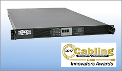 Tripp Lite 3-Phase Rack ATS PDUs Receive Gold Innovation Award