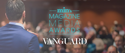 Vanguard earns Honorable Mention at min's 2017 Magazine Media Awards