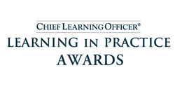 CLO Learning In Practice Awards logo
