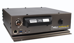 Apollo Video Technology's RoadRunner 4K Recorder