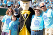 David Daggett and friends from this years Buddy Walk!