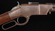 Extremely Rare Iron Frame Henry Model 1860 Lever Action Rifle (Roughton Collection), estimated at $75,000-125,000.