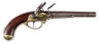 Rare North & Cheney Flintlock Pistol, SN 816 (Racker Collection), estimated at $30,000-50,000.