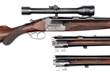 Herman Goering's Merkel 201E Over-Under Blitz Ejector Double Rifle, estimated at $75,000-100,000.