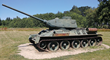 Rare and Desirable Soviet T-34/85 Tank, estimated at $45,000-85,000.