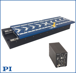 New V-508 Linear Stage
