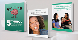 New guides on child mental health from KVC Health Systems