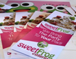 sweetFrog Frozen Yogurt Introduces New Catering and Delivery Services