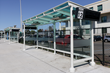 Duo-Gard Bus Shelter