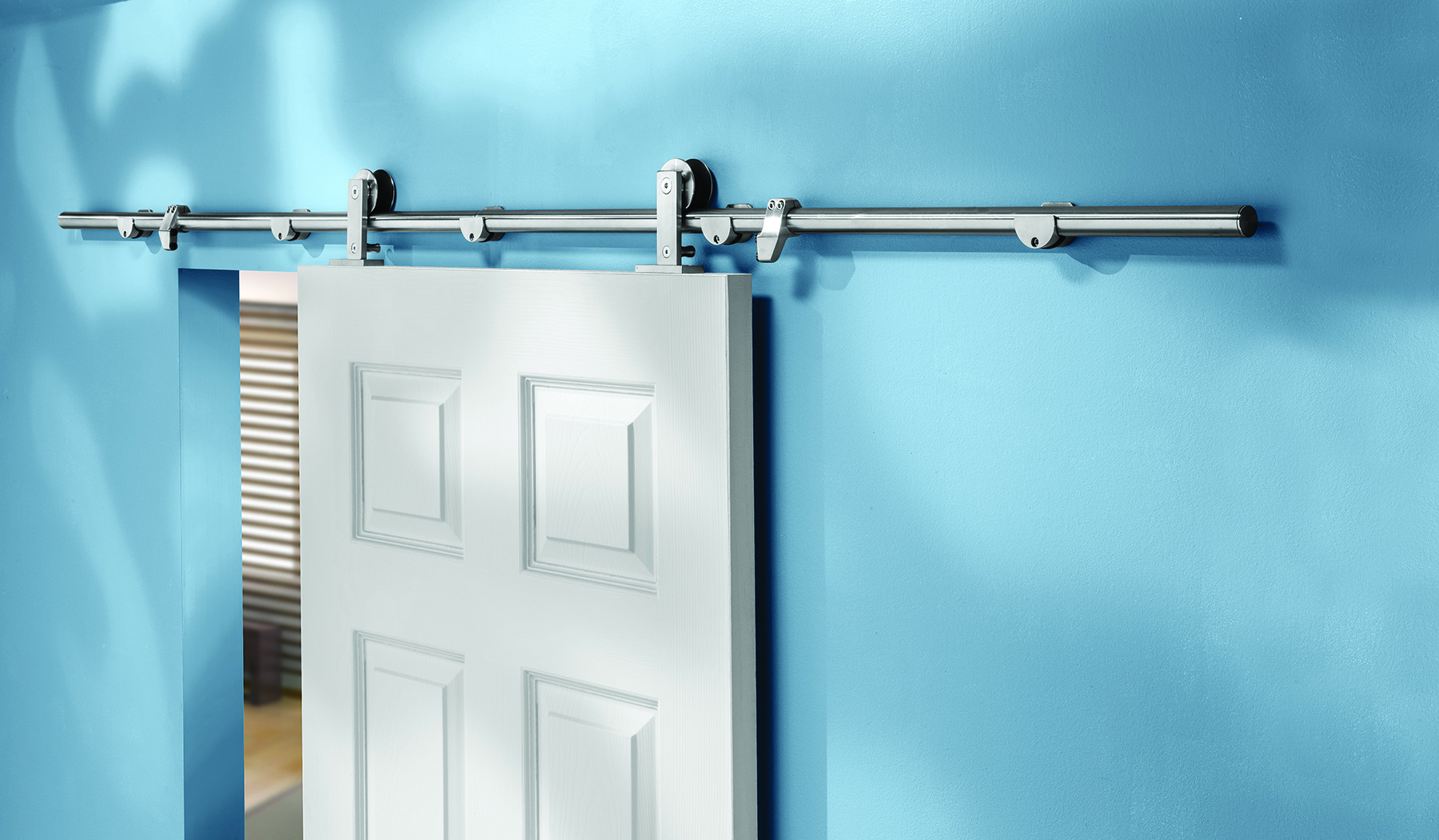 rockler expands selection of rolling barn door hardware at lower