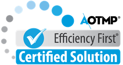 Comview is AOTMP Efficiency First Certified
