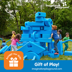 Gift of Play! 4 Million More Kids Playing!