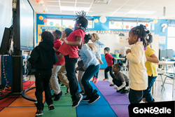 Cook Children's + GoNoodle