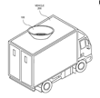 Olaeris patent 9,764,652 for auto-docking and recharging on vehicles