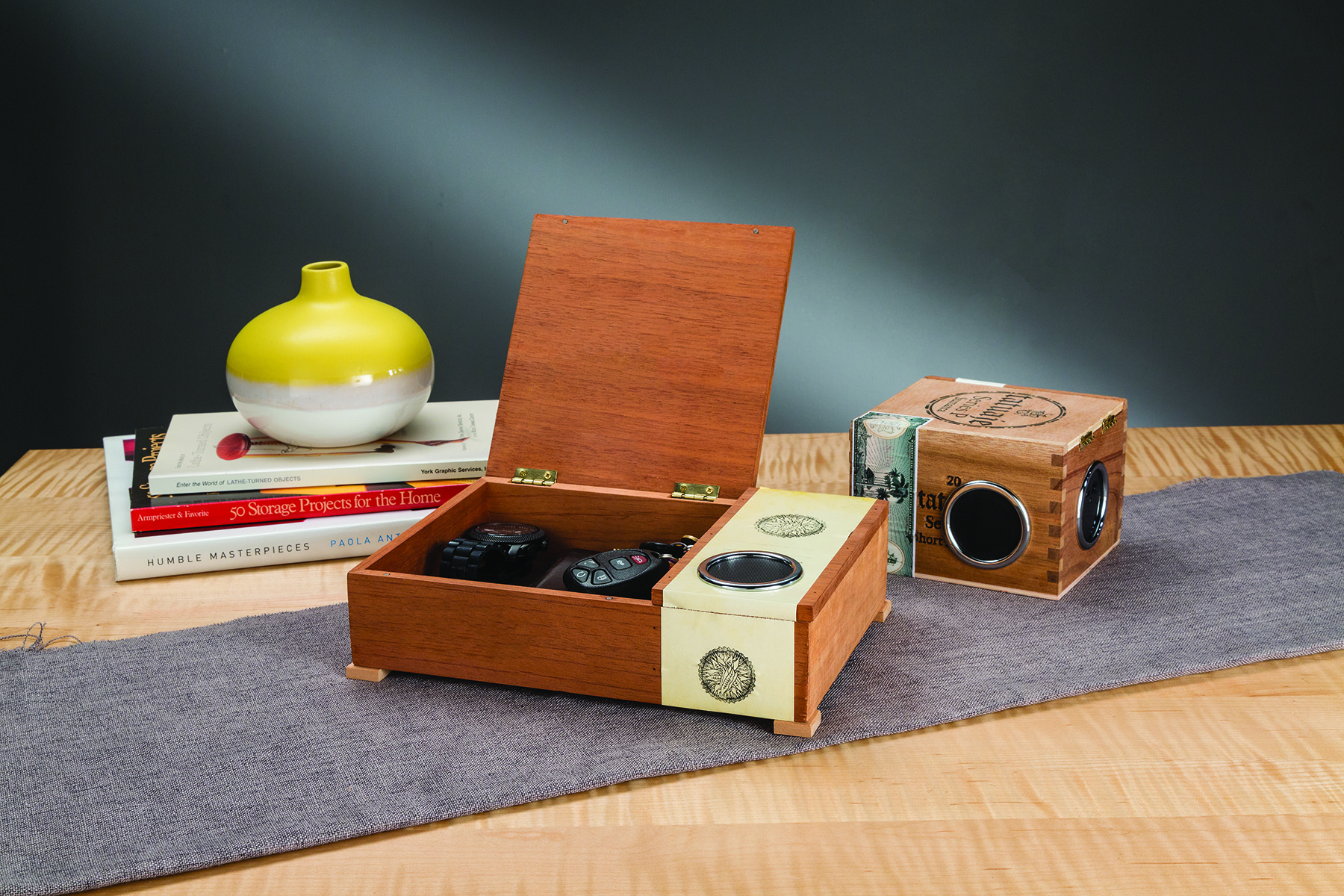Rockler Adds Do-It-Yourself Bluetooth® Speaker Kit To Gift