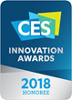 CES 2018 Innovation Awards Honoree