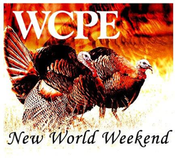 WCPE FM Hosts New World Weekend Photo