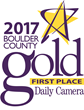 Boulder County Gold Award for Best Gift Shop
