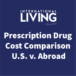 Prescription Drug Cost Comparison, the U.S. v Abroad