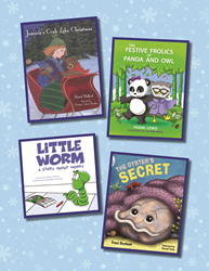 Merry Reading with Brown Books Kids Holiday Roundup 2017