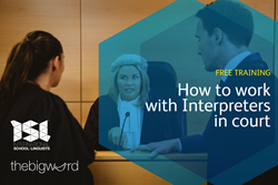 How to work with Interpreters in Court