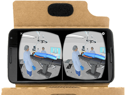 Powertrak Virtual Reality Design Viewer for Smartphones