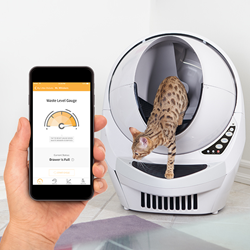Litter-Robot III Open Air with Connect