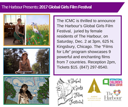 women's shelter, film festival, women's films