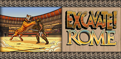 New Excavate Rome Education Social Studies Game
