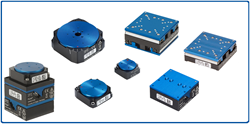 Family of Fast and Compact Direct-Drive Micro-Positioning Stages