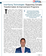 CIOReview Announces Interfacing Technologies as one of the 20 Most Promising BPM Solution Providers