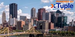 Pittsburgh skyline - xTuple Roadshow